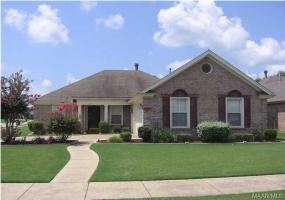 8718 Wildbriar Lane, Montgomery, Alabama, 3 Bedrooms Bedrooms, ,2 BathroomsBathrooms,Rental,For Sale,Wildbriar,470147