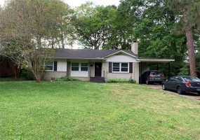 3468 Cloverdale Road, Montgomery, Alabama, 3 Bedrooms Bedrooms, ,1 BathroomBathrooms,Residential,For Sale,Cloverdale,470695