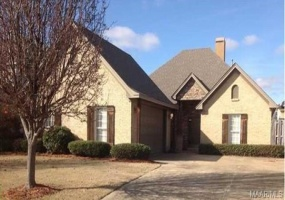 8525 PIPIT Court, Montgomery, Alabama, 4 Bedrooms Bedrooms, ,2 BathroomsBathrooms,Rental,For Sale,PIPIT,471906
