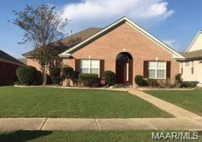 8755 STONERIDGE Place, Montgomery, Alabama, 3 Bedrooms Bedrooms, ,2 BathroomsBathrooms,Rental,For Sale,STONERIDGE,474793