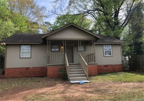 1750 Yarbrough Street, Montgomery, Alabama, 3 Bedrooms Bedrooms, ,1 BathroomBathrooms,Residential,For Sale,Yarbrough,474946