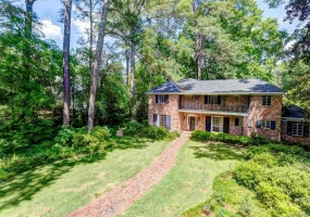 3425 Thomas Avenue, Montgomery, Alabama, 5 Bedrooms Bedrooms, ,3 BathroomsBathrooms,Residential,For Sale,Thomas,476088