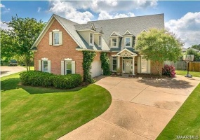 8646 ANNA Place, Montgomery, Alabama, 4 Bedrooms Bedrooms, ,2 BathroomsBathrooms,Residential,For Sale,ANNA,476138