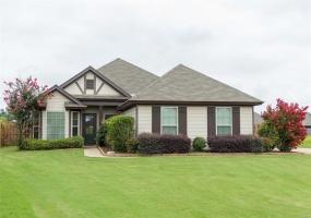 8868 Pemberton Park, Montgomery, Alabama, 4 Bedrooms Bedrooms, ,2 BathroomsBathrooms,Residential,For Sale,Pemberton,476195