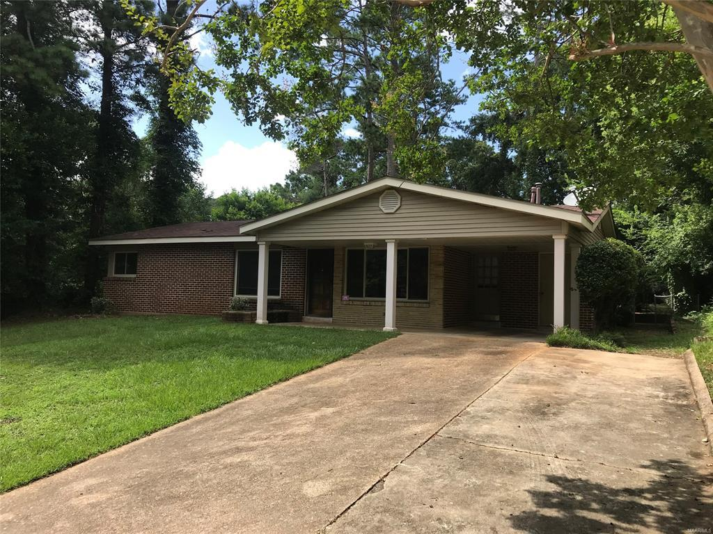 3413 Whitehall Street, Montgomery, Alabama, 3 Bedrooms Bedrooms, ,2 BathroomsBathrooms,Residential,For Sale,Whitehall,476202
