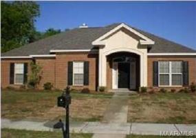 1061 TIMBER GAP Crossing, Montgomery, Alabama, 4 Bedrooms Bedrooms, ,2 BathroomsBathrooms,Rental,For Sale,TIMBER GAP,476222