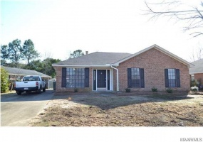 7508 COPPERFIELD Drive, Montgomery, Alabama, 3 Bedrooms Bedrooms, ,2 BathroomsBathrooms,Rental,For Sale,COPPERFIELD,476226