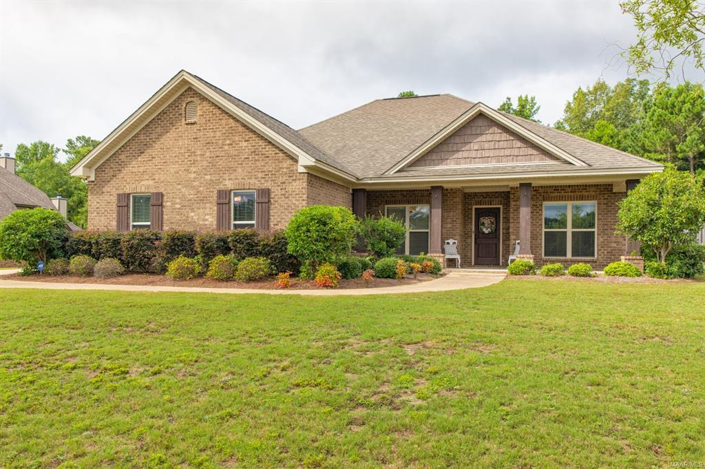 1000 Southern Hills Drive, Wetumpka, Alabama, 4 Bedrooms Bedrooms, ,2 BathroomsBathrooms,Residential,For Sale,Southern Hills,476229